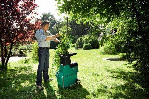 So haben wir die Gartenhäcksler getestet!