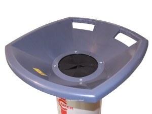 Kompostmeister von Cramer Einfuhröffnung