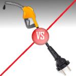 Vergleich Elektrohäksler Benzinhäksler