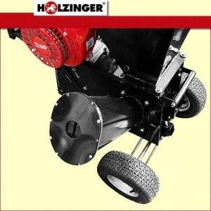 Holzinger Gartenhäcksler seitlicher Trichter