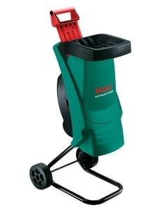 Bosch DIY Häcksler AXT Rapid 2200, Stopfer und Karton