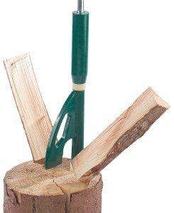 AGT Handholzspalter Hand-Holzspalter, Handbetrieb (Handspalter)