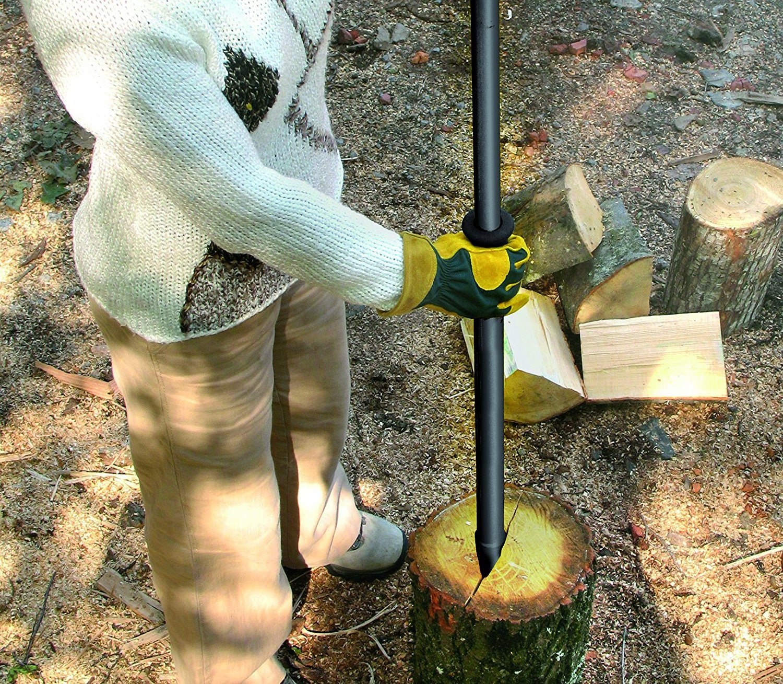 Fiskars Holzspalter, Länge 94 cm, Stahl