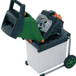 Monzana® Elektrischer Gartenhäcksler