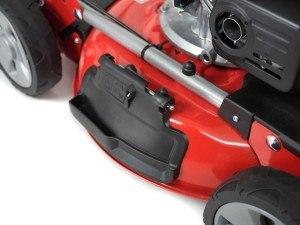 Mulchmäher HR48 Seite von Honda im Test