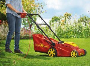 WOLF-Garten Elektro-Rasenmäher A 370 E; 18AKHJH2650 im Test Vergleich